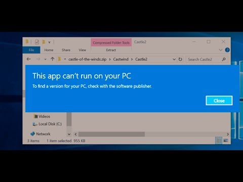 How to Install Old Software in Windows 10/8.1/7 Compatibility Mode-Hindi