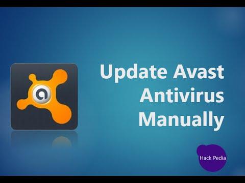 How to Update Avast Antivirus Manually