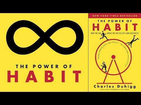 Simple Method On How To Build Habits That Stick | The Power of Habit Charles Duhigg | Book Summary