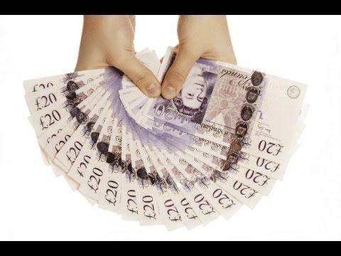 Quick Cash  - Powerful 10 mins Chakra Activation Binaural Beats  - UK Pounds MUST SEE