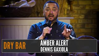 Amber alerts and waking the dead, Dennis Gaxiola