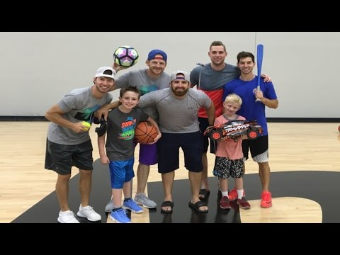 All Sports Trick Shots | With
