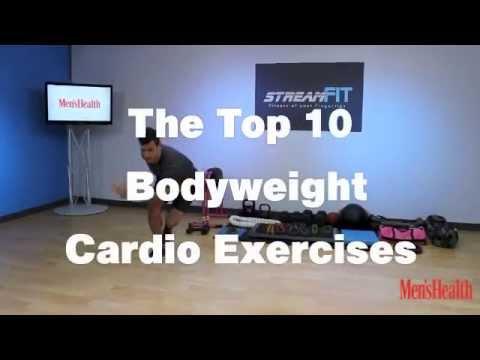 The 10 Best Bodyweight Cardio Exercises