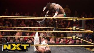"Cedric Alexander vs. Andrade ""Cien"" Almas: WWE NXT, Nov. 16, 2016"