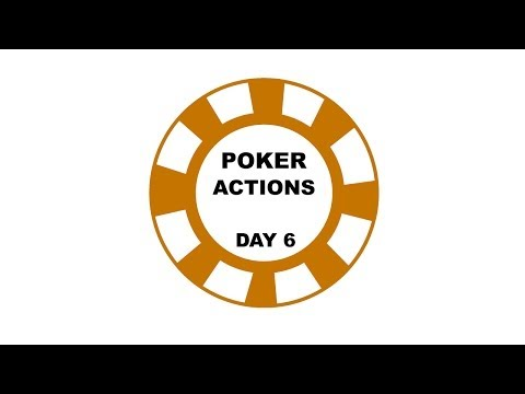 Poker Actions