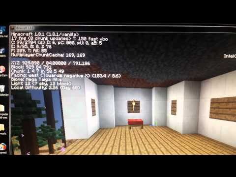 How to turn on coordinates in minecraft