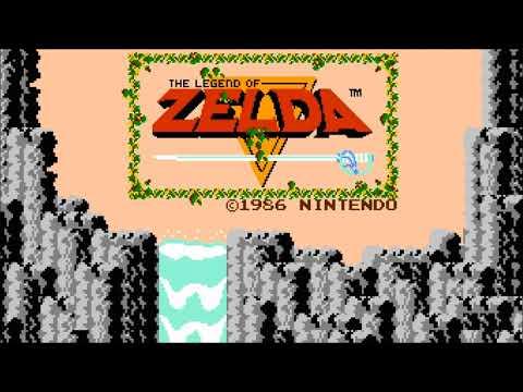 The Legend of Zelda/Zelda 2 - Title Screen (OoT/MM Soundfont