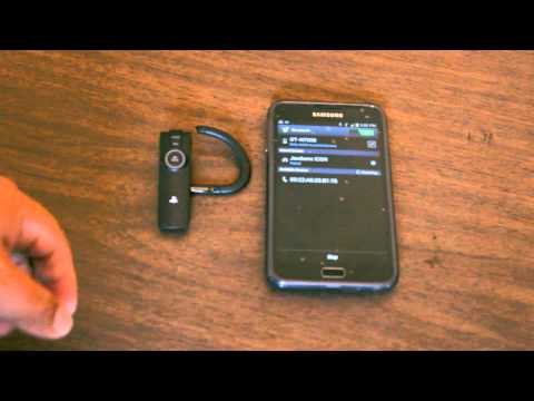 How To Connect: Pair And Use A Sony Bluetooth Headset With Your Phone. Tutorial. Galaxy Phones. PS3.