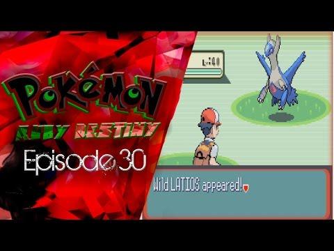 POST GAME JOHTO! (Latios) Pokemon Ruby Destiny: Reign of Legends Part 30