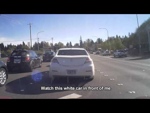 Seattle Area Bad Driving 19
