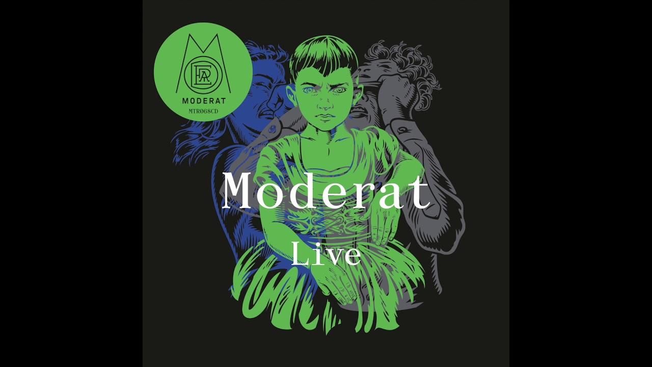 Moderat - New Error Live (MTR068)
