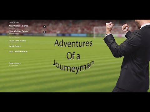 FM 15 (Football Manager 15 (Beta)) - Adventures of a Journeyman - Part 2 - Pre-Season