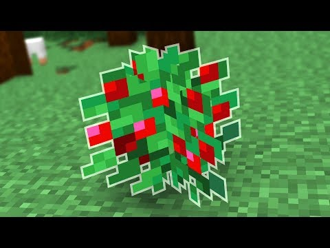 All About the Sweet Berry Bush in Minecraft