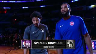 2018 Taco Bell Skills Challenge Player Introductions