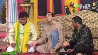 Best Of Zafri Khan and Tahir Anjum New Pakistani Stage Drama Full Comedy Funny Clip