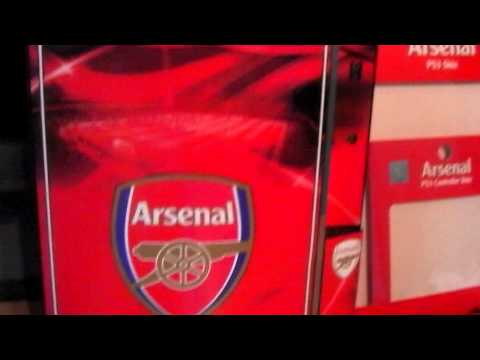 Official Arsenal Football Club Skin from IntoroSkins