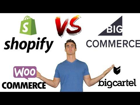 Top Ecommerce Platform Shopping Cart Review
