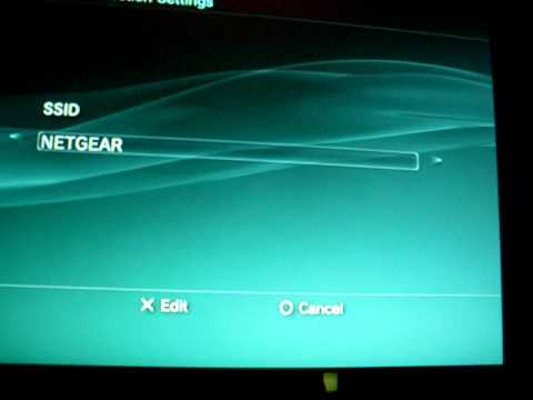how to get wireless internet on your ps3