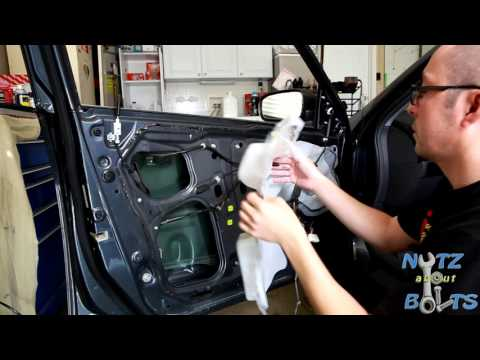 2003-2007 Honda Accord Door panel removal