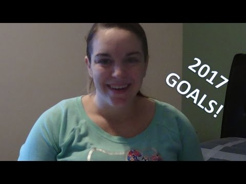 New Years Resolutions! 2017 [Health, Time Management, Finances, and YouTube!]