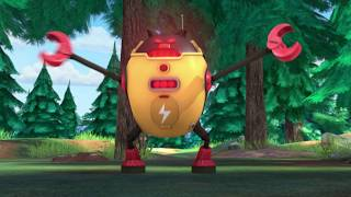 Boonie Bears: Forest Frenzy | Cartoon for kids | EP 80 | Iron Egg