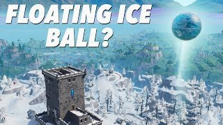 Download FLOATING ICE BALL above POLAR PEAK! (FORTNITE) Video