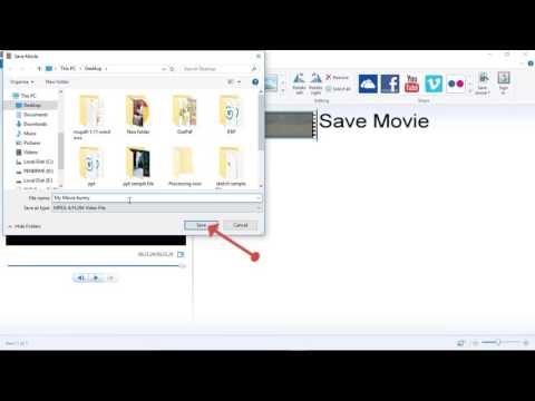 How to trim a video in Windows Movie Maker