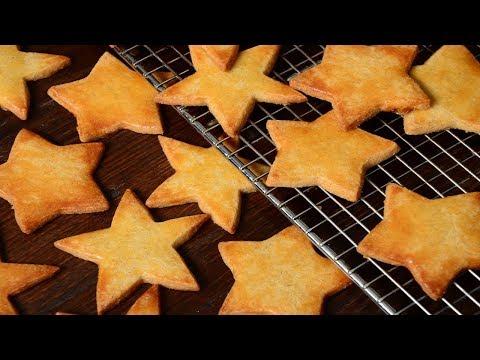 Cinnamon Butter Cookies Recipe Demonstration - Joyofbaking.com