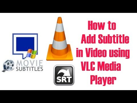 How to Add Subtitle to a Movies in VLC Media Player
