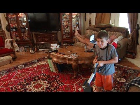 How to Vacuum fast!   --- Teri LaFaye The Pistol Poet