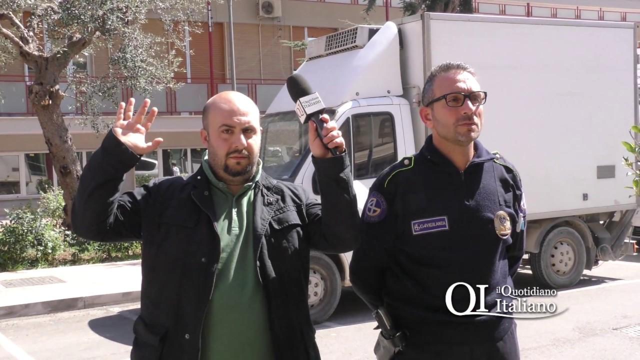 Passa di mano il bar abusivo nell'ospedale Di Venere a Bari