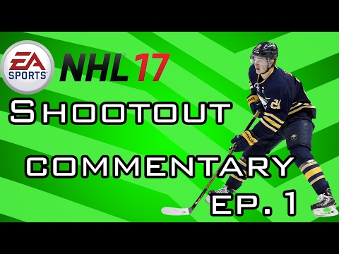 NHL 17 Shootout Commentary #1|What a Week!