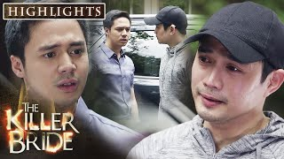 Juan Felipe reveals Alice and Luciano's secret affair to Luis | TKB (With Eng Subs)