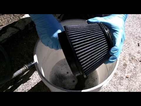Takeda aFe Filter Maintenance