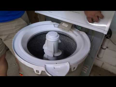 Diagnose Kenmore Washer not Agitating or Spinning - Washer Motor Hums