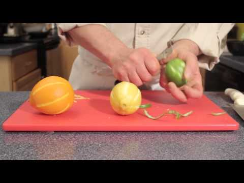 CITRUS TWISTS - Fire, Knowledge, and a Few Sharp Tools