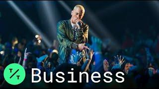 Eminem Sues Spotify Over Billions of Unpaid Streams