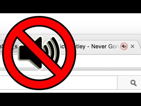 Turn the Chrome Audio Icon on a Tab into a Mute Button [How To]