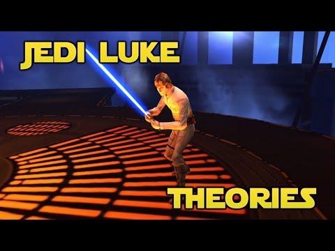Jedi Luke Skywalker | Theory Crafting - Star Wars: Galaxy of Heroes
