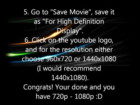 Roxio Game Capture 720p - 1080p Tutorial Windows Live Movie Maker version (BETTER QUALITY)