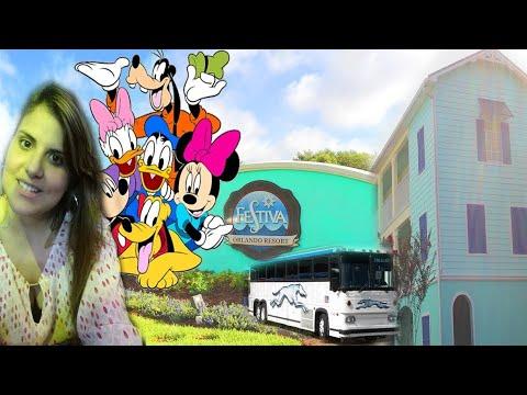 DELÍCIAS DA GABY - Diário de viagem de Miami a Orlando (BUS, HOTEL TOUR E DISNEY SPRINGS)
