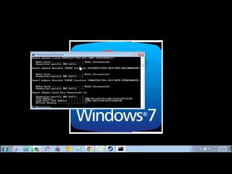 How To Renew IP address for Windows 7
