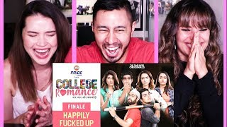 The Timeliners   COLLEGE ROMANCE   Episode 5 (FINALE) Reaction!