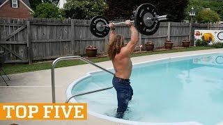 TOP FIVE: Best Strength & Fitness of 2016 | PEOPLE ARE AWESOME