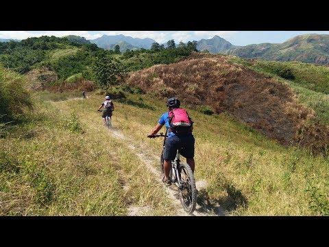 Buhay Falls - Mountain Bike Adventure