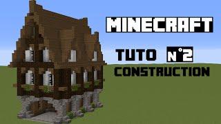 Minecraft Comment Construire Une Tour De Guet Médiévale