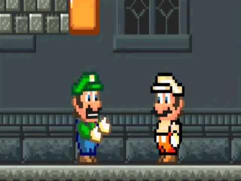 Luigi Finally Snaps - (English Version)