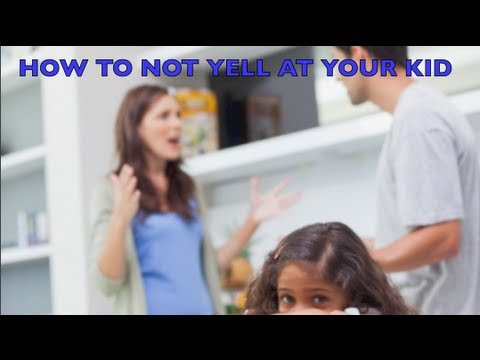How to Not Yell At Your Kids | CloudMom