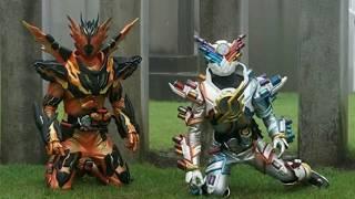 Kamen Rider Build Episode 41 Does Evol Still Have A Secret
