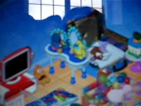 My Webkinz Fun Room